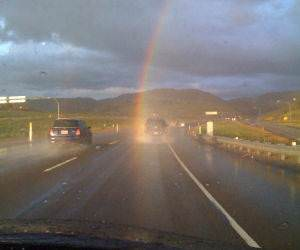 End of the Rainbow funny picture