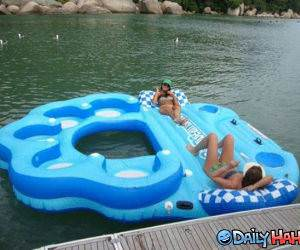 Epic Raft funny picture