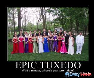 Epic Tuxedo funny picture