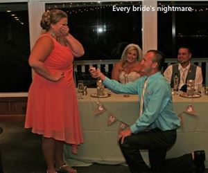every brides nightmare funny picture
