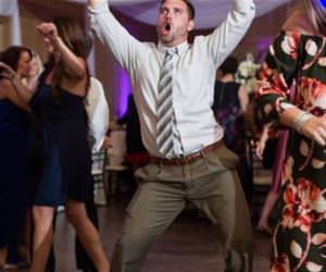 every wedding needs a guy like this funny picture