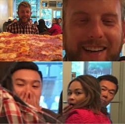 everyone loves that pizza