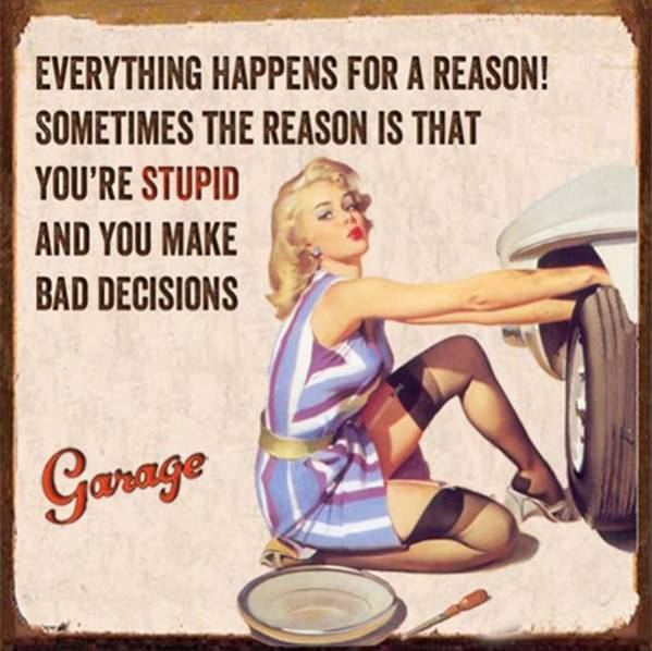 Everything Happens for A Reason funny picture