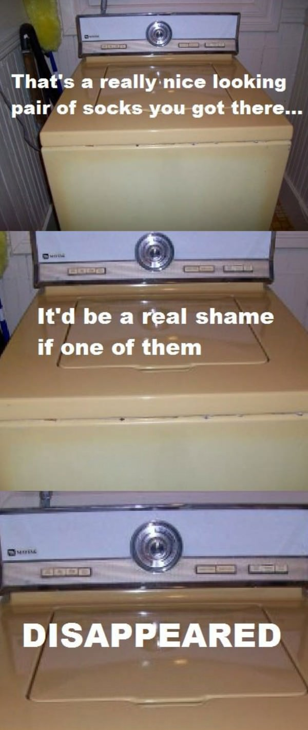 Evil Dryer funny picture
