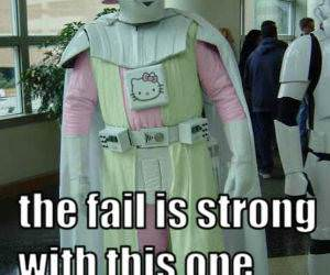 The Fail is Strong