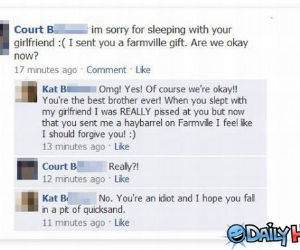 Farmville Gift funny picture