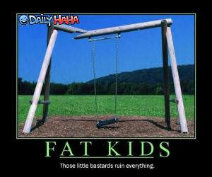 Fat Kids funny picture