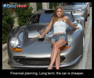Financial Planning Funny Picture