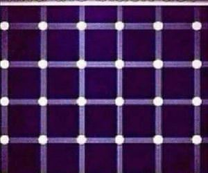 find the black dot funny picture