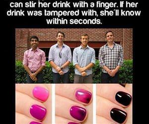 finger nails change color funny picture
