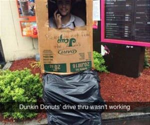fixed the drive thru funny picture