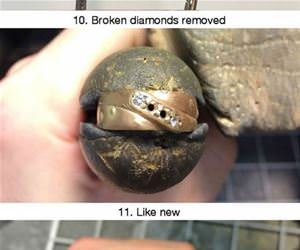 fixing a ring funny picture