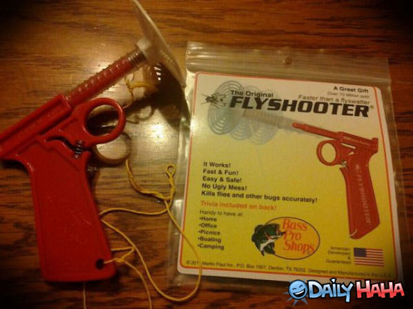 Fly Shooter funny picture