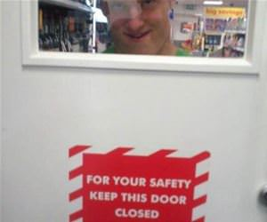 for your safety funny picture