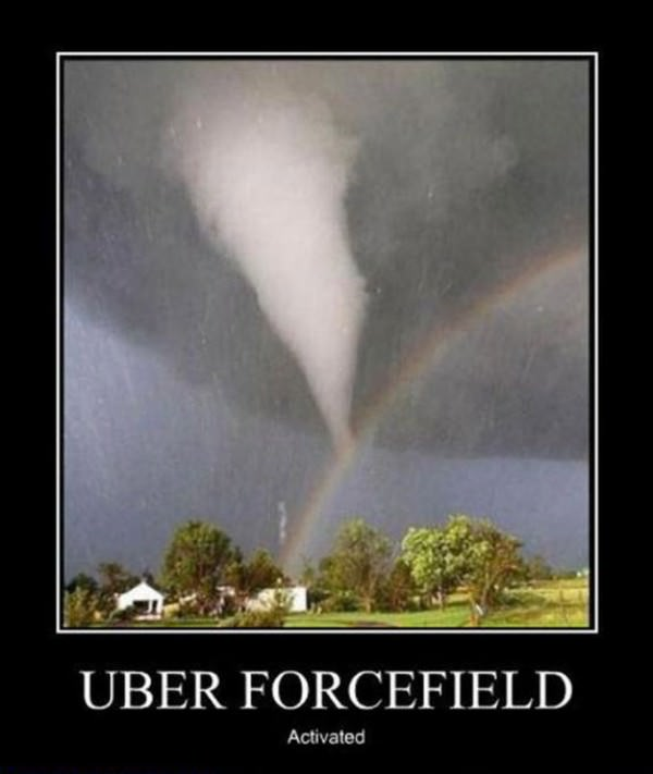 Forcefield funny picture