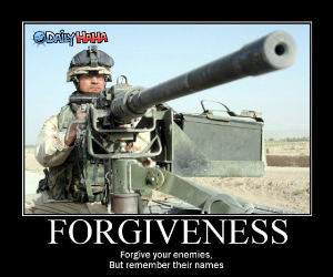 Forgiveness funny picture