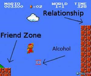 Friend Zone funny picture