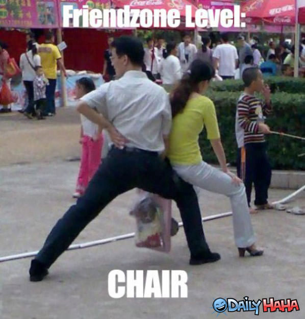 Friendzone Level funny picture