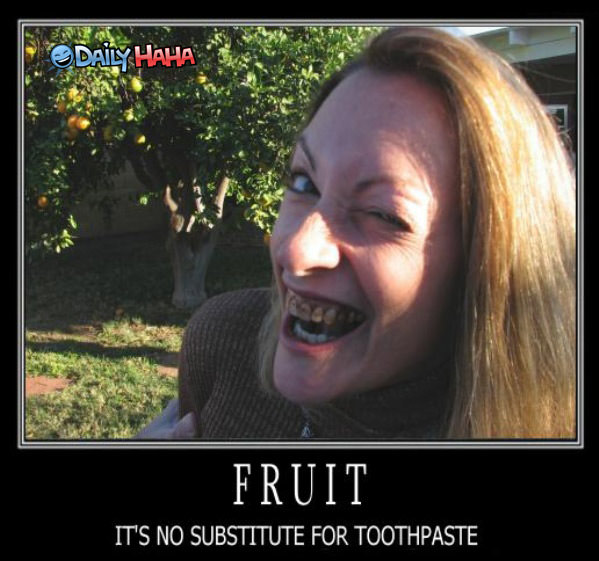 Fruit funny picture