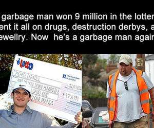 Garbage Man funny picture