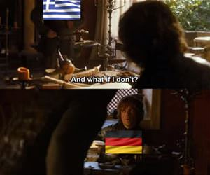 germany and greece funny picture