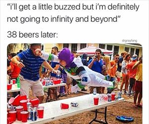 get a little buzzed