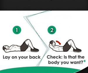 get fit in 2 steps funny picture