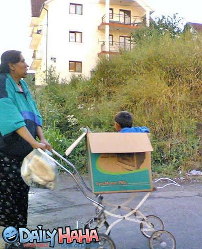 Ghetto Stroller