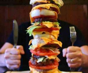 Perfect Burger funny picture