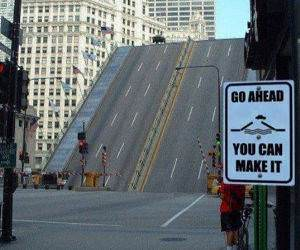 go ahead you can make it funny picture