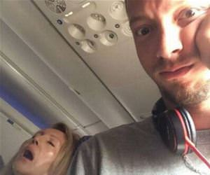 going to be a long flight funny picture