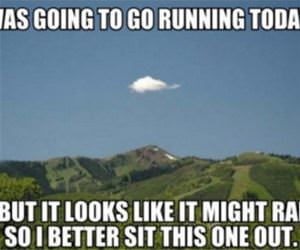 going to go running today funny picture