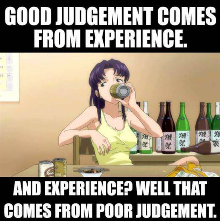 good judgement funny picture