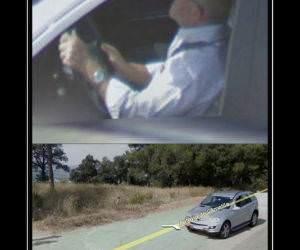 Google Street View funny picture