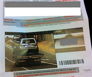got this speeding ticket funny picture
