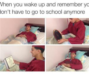 graduated funny picture