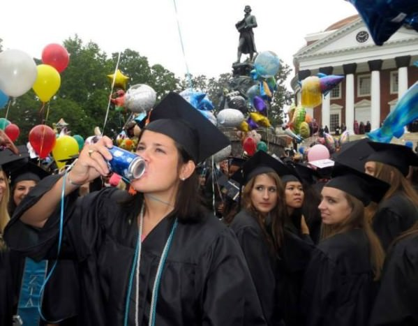 Graduating With Style funny picture