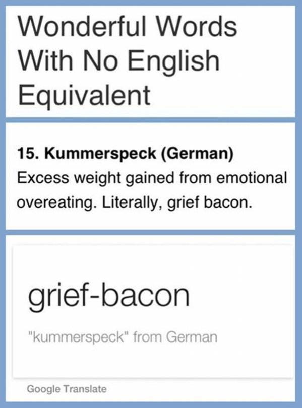Grief Bacon funny picture