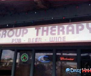 Group Therapy funny picture