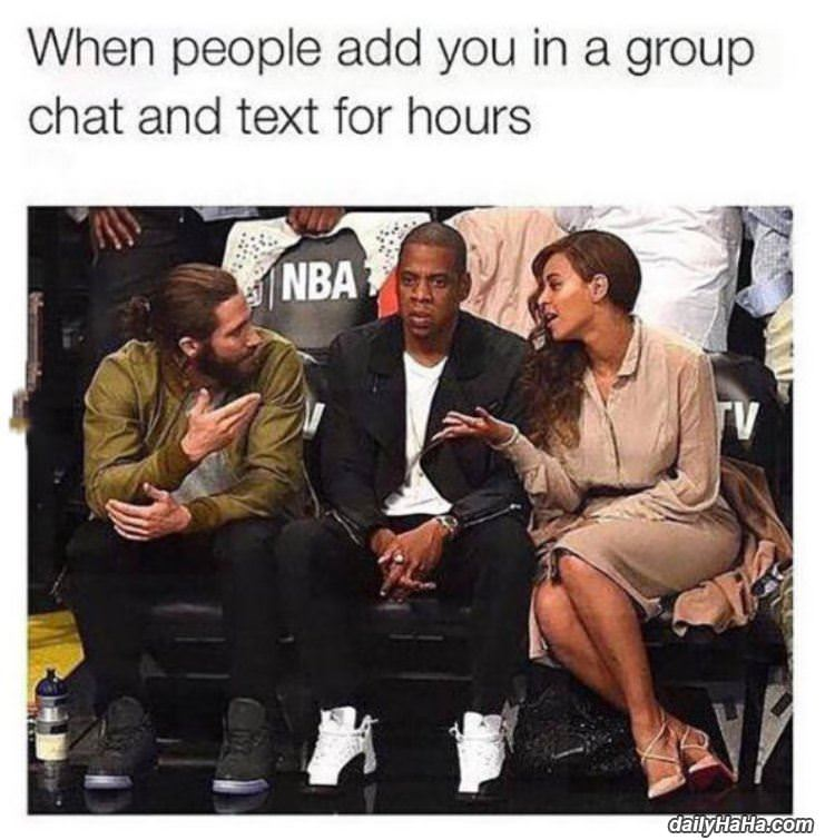 Group Text »