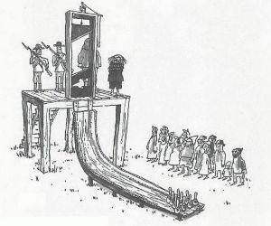Guillotine Bowling