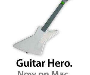 Mac Guitar Hero funny picture