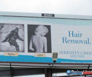 Hair Removal funny picture