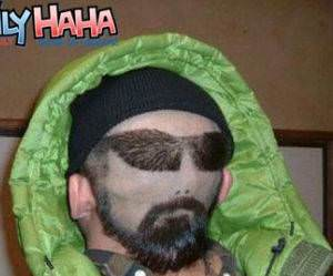 Haircut Face
