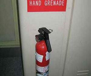 Hand Grenade funny picture
