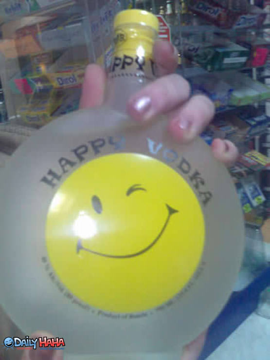 Happy Vodka