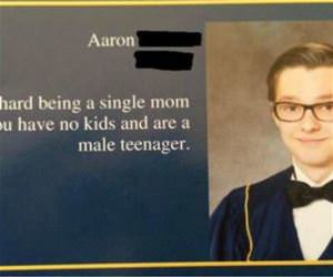 hard being a single mom funny picture