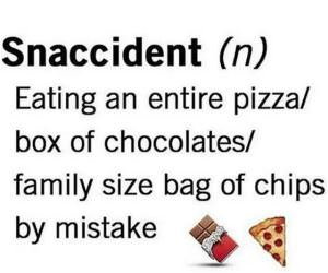have you ever had a snaccident