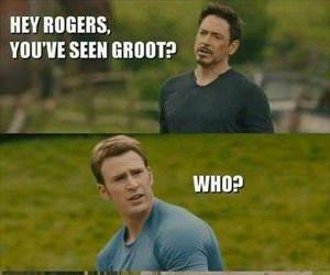have you seen groot