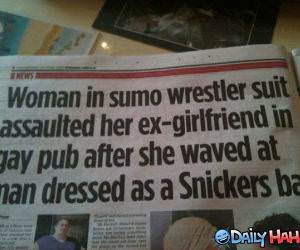 Headlines funny picture